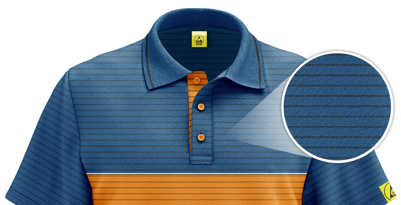 ESD Poloshirt